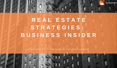 Real Estate Strategies: Business Insider