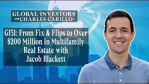 Secrets Of Real Estate – From Fix & Flips to Over $200 Million in Multifamily